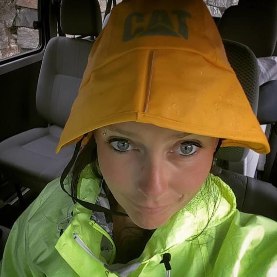 En route pour la pluie !