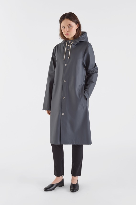 Stutterheim Raincoat Sockholm long.