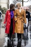 Rouge de Fashion Week.