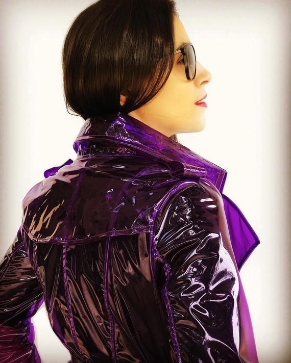 Ultra-violet.