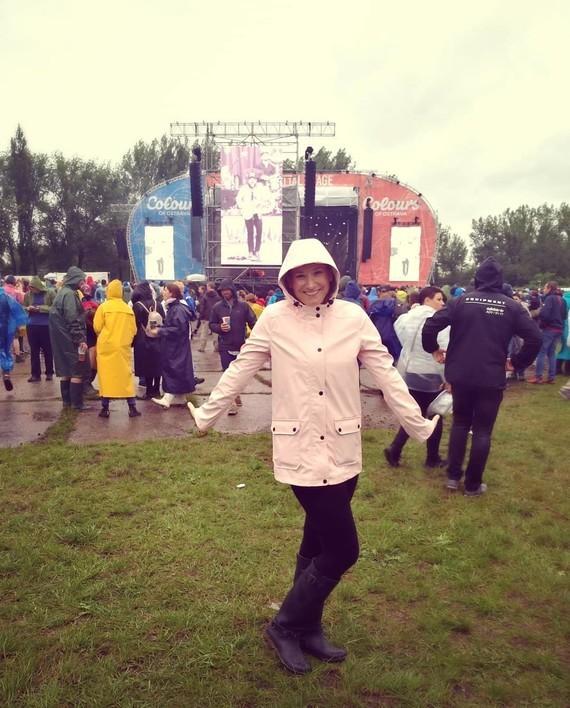 Festival à Ostrava.