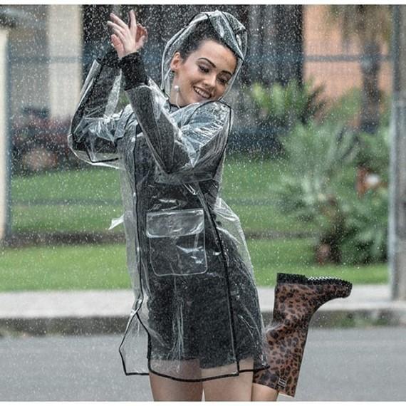 Danse de la pluie réussie.