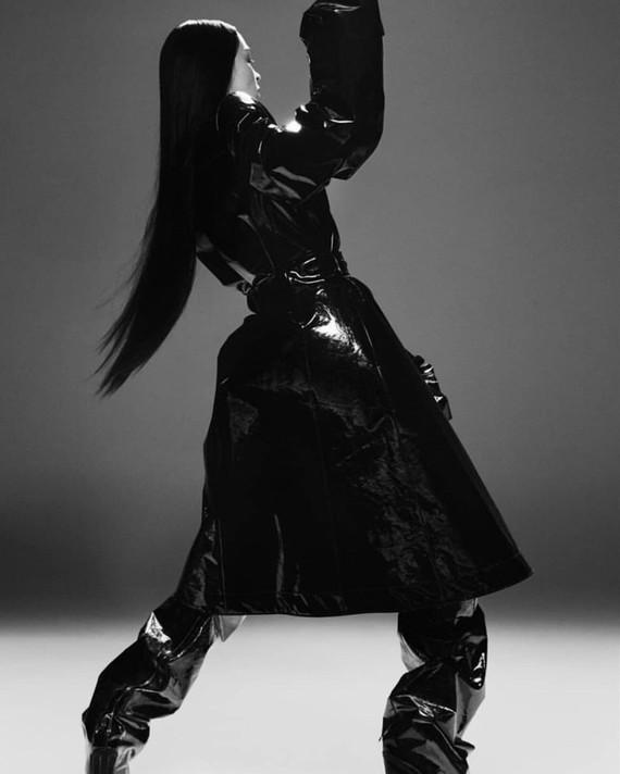 Danse noire.