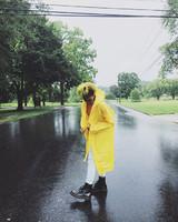 Pluie nord-américaine.