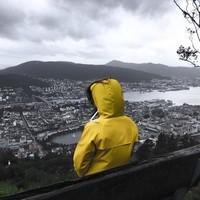 Vue sur Bergen.