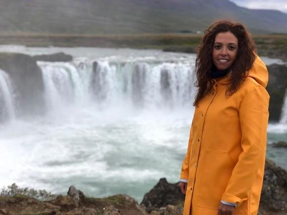 Godafoss - Islande.