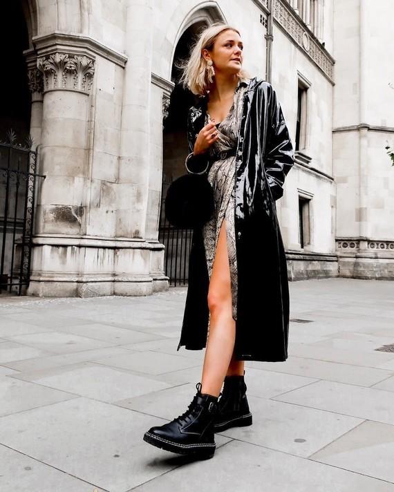 Touriste fashion.