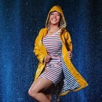 Danse avec la pluie.