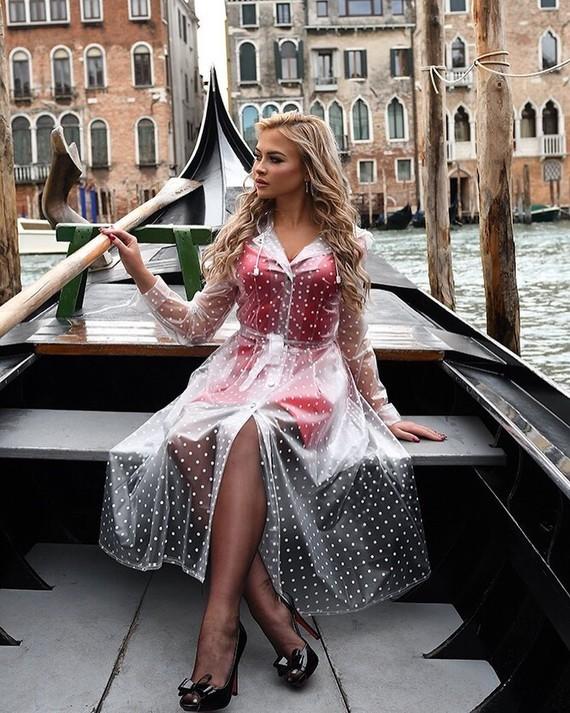 Gondole à Venise.