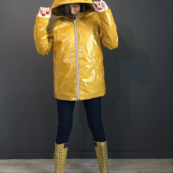 Protection jaune.