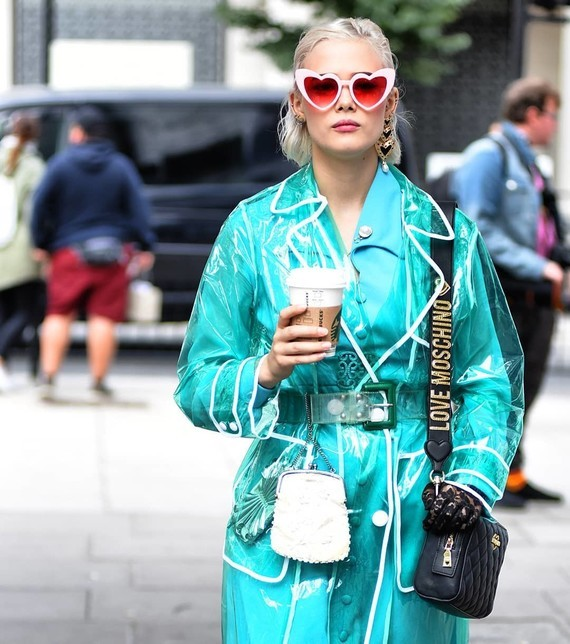TopShop et Fashion Week.