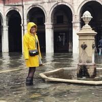 Venise inondée.