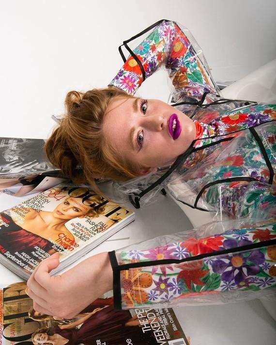 Muse de Vogue.
