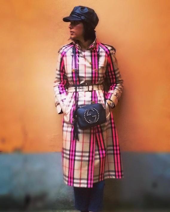 Style en Burberry.