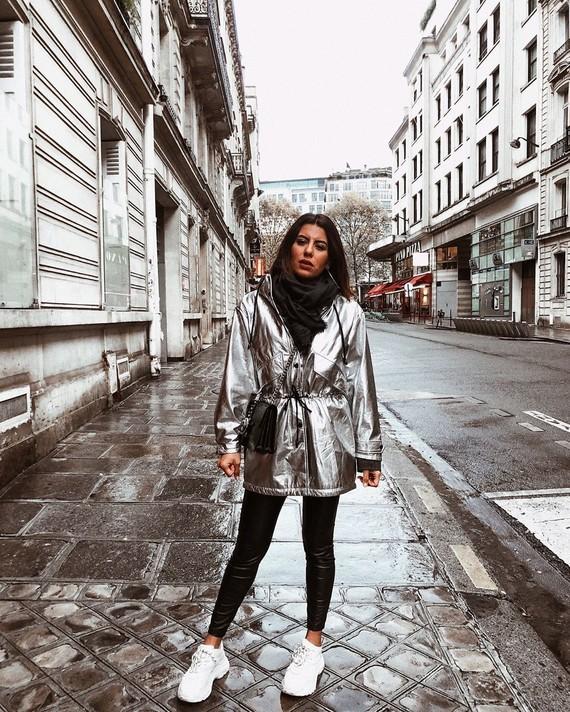 Shiny Paris.