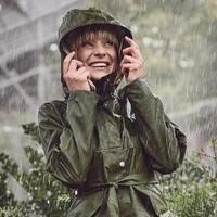 Quel bonheur, cette pluie !