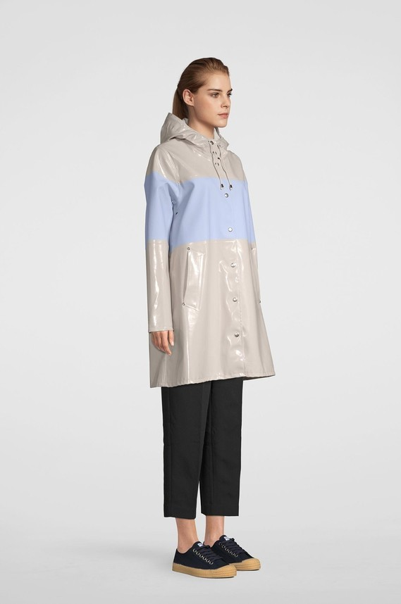 Stutterheim ss19 raincoat Mosebacke.