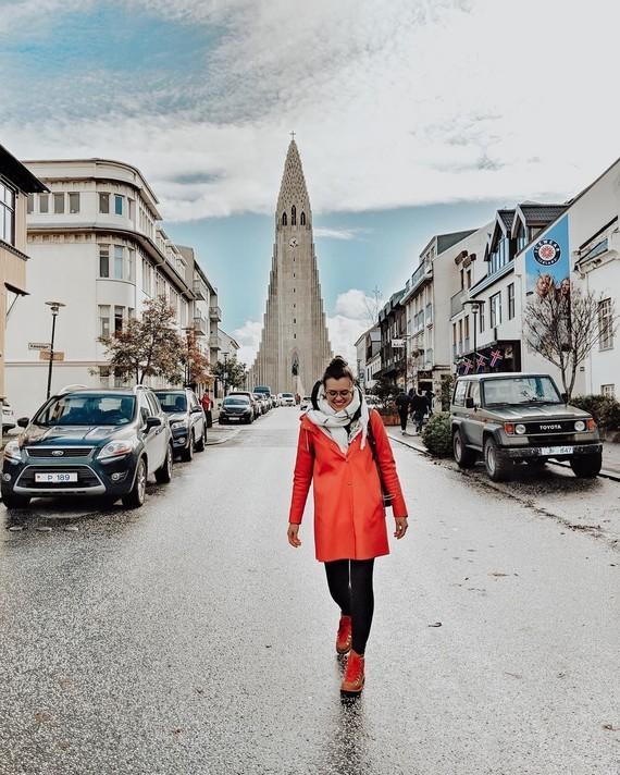 Reykjavik.