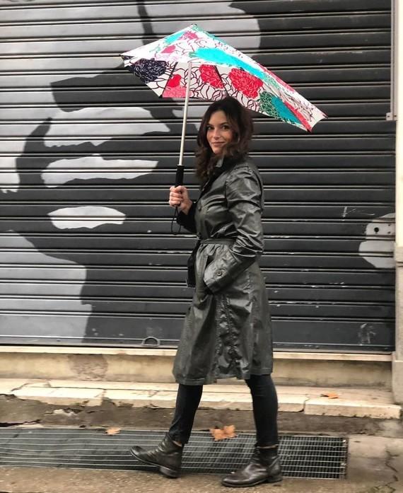 Parapluie original.