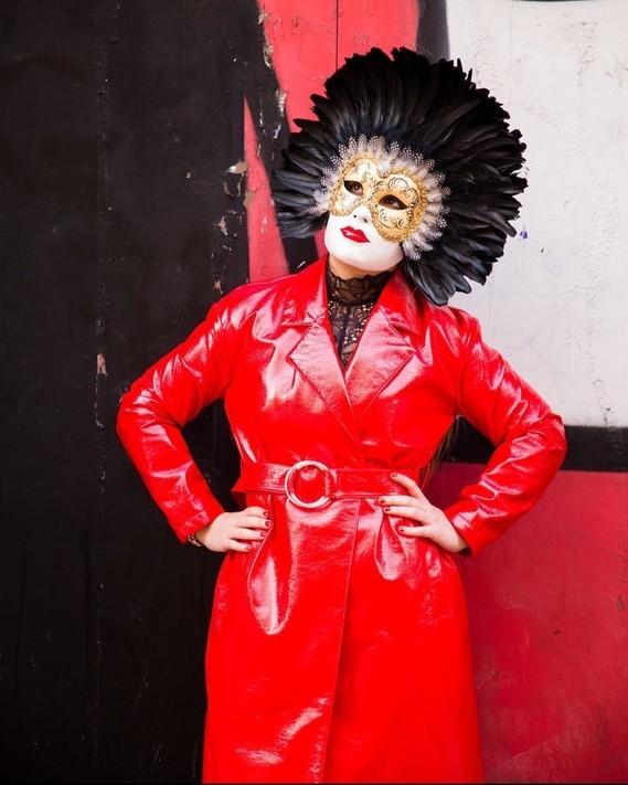 Carnaval vénitien.