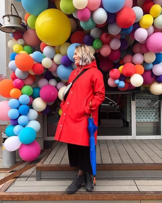 Ballons, ballons.