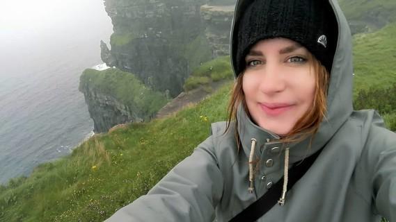 Cliffs of Moher, Irlande.