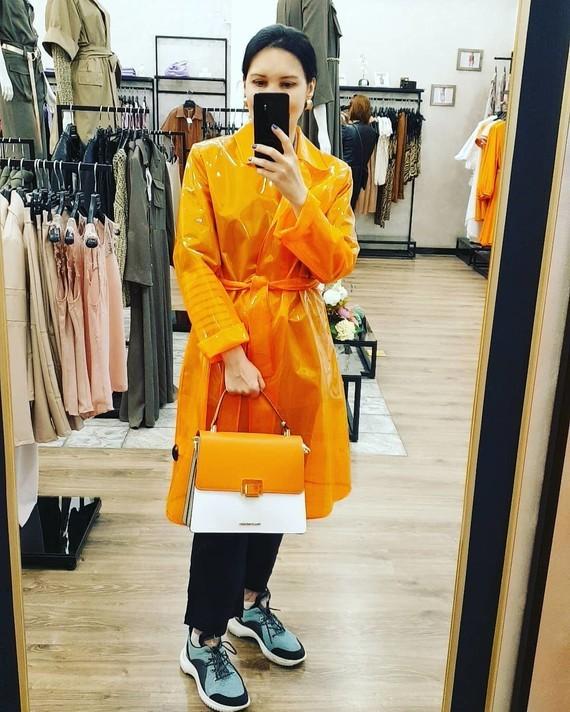 Orange fraiche.