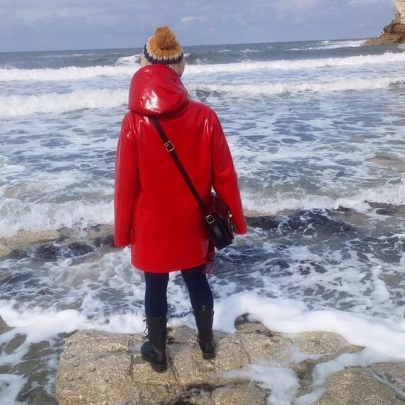 Mer Rouge.