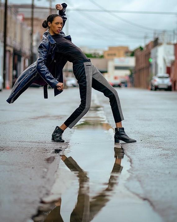 Street dance.