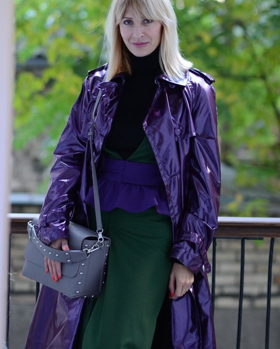 Trench Marc Jacobs.
