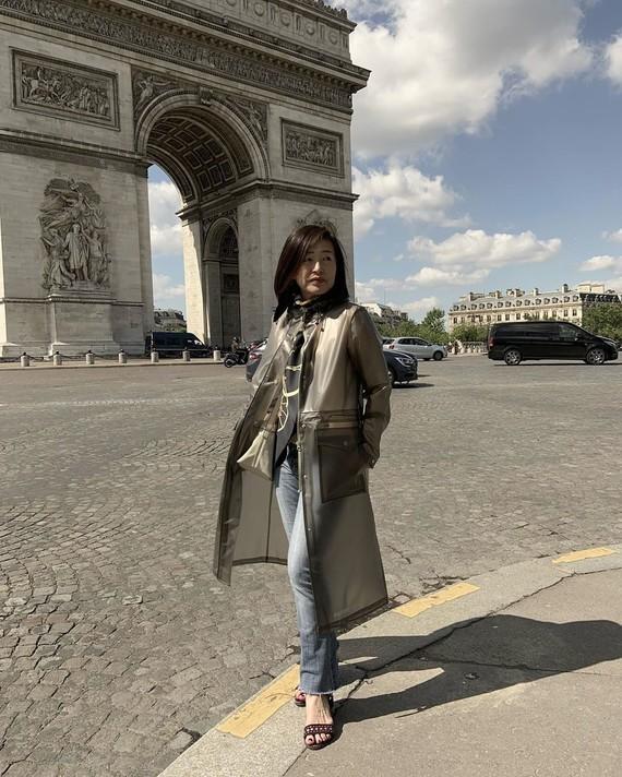 Stutterheim in Paris.