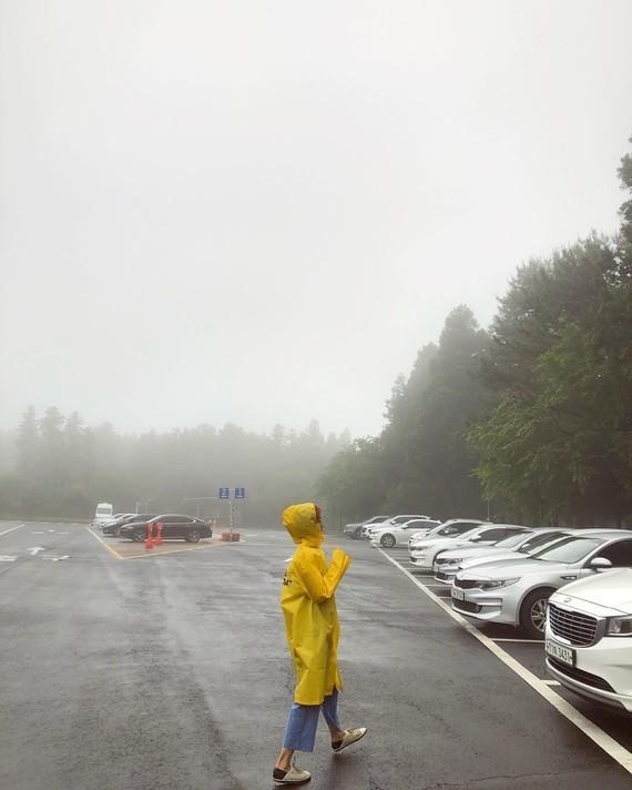 Dope Raincoat.