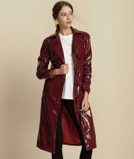 Red fashion.
