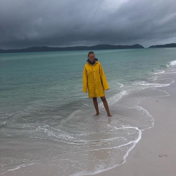 Whitsunday Island.
