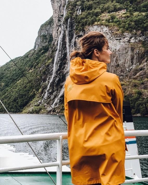 Fjord Geiranger, Norvège.