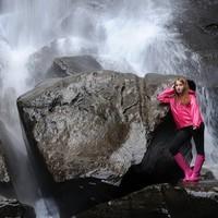 Melincourt Falls, Wales.