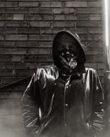 Masque de protection.