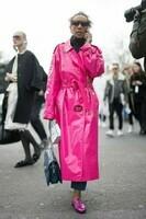 Burberry en Fashion Week.