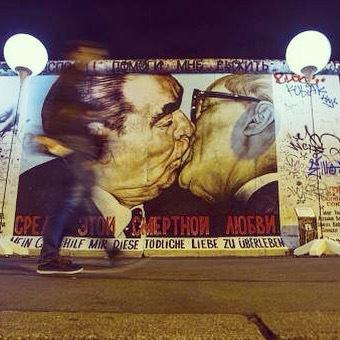 Le baiser de Berlin