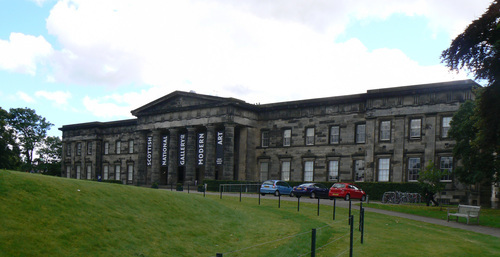 Gallerie Nationale d'Ecosse