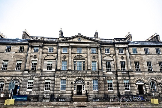 Maison géorgienne d'Edinbourg