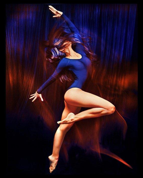 image danse moderne