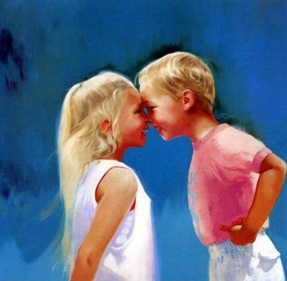 image frère et soeur