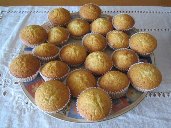 Cakes Vanille