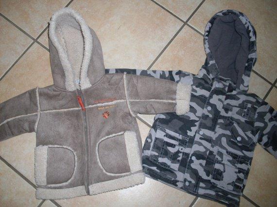 Manteaux garçon 6 mois  022