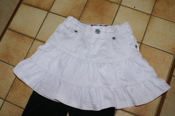 fille 2 ans jupe NEUVE 5€