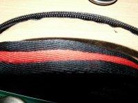sympa noir et rouge