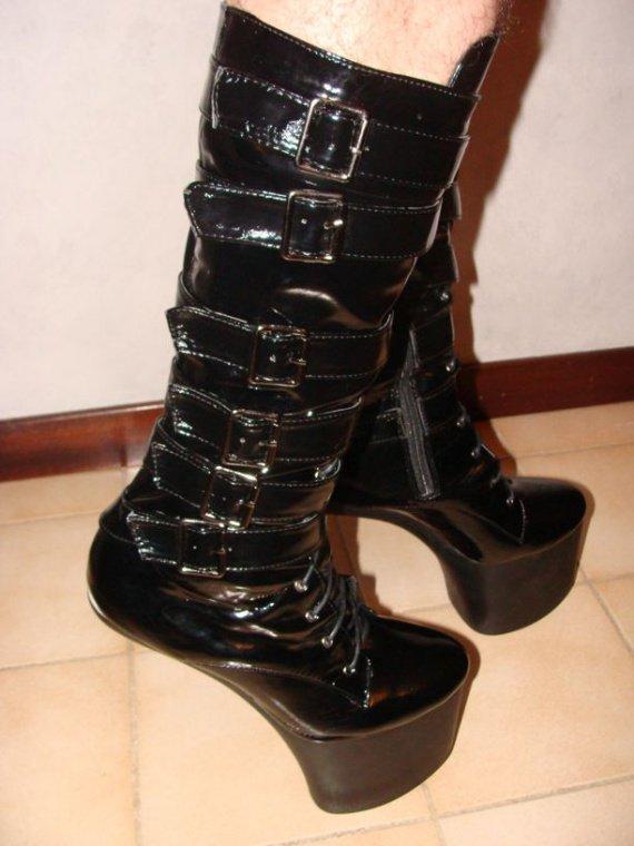 Pony boots 001b