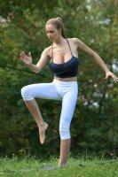 Jordan Carver's Yoga Class 13