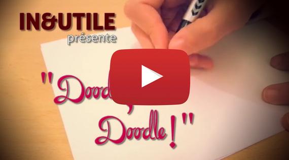 Doodle, Doodle! ▼▼en vidéo ci-dessous ▼▼